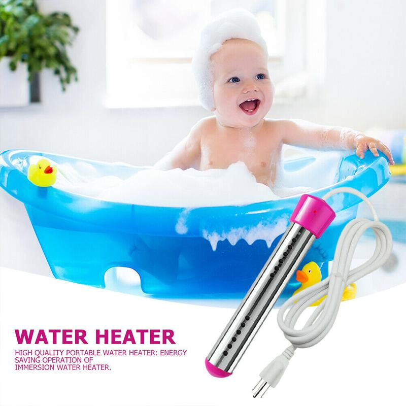 Immersion Submersible Electric Water Heater ELECTRONIC PRODUCT TOOLS Smart saker