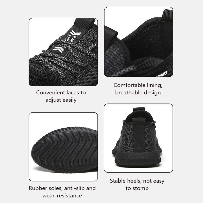 2020 New Work Breathable Sneakers