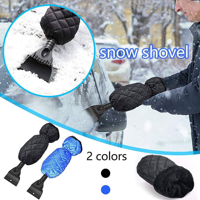 Saker Adjustable Car Ice Scraper With Glove CAR PRODUCTS AND TOOLS Smart saker