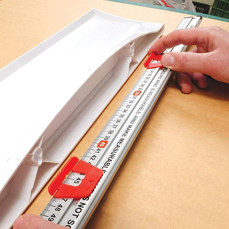 Domom® Multi-functional Ruler of Horizontal Calibration- 60 cm Tool