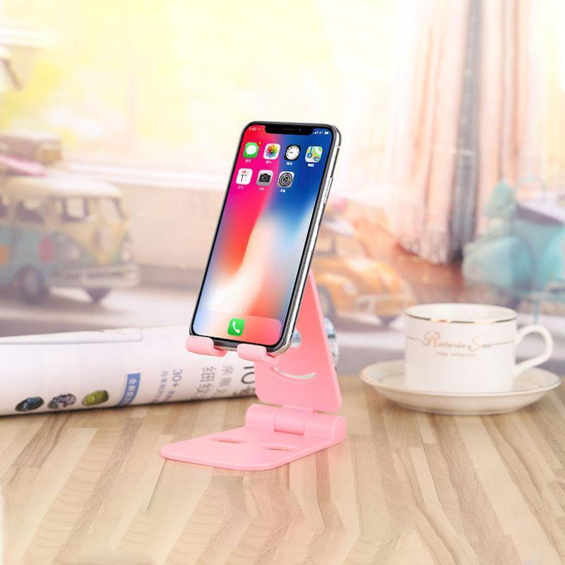 Foldable Swivel Phone Stand OTHER LIFE TOOLS Smart saker Pink