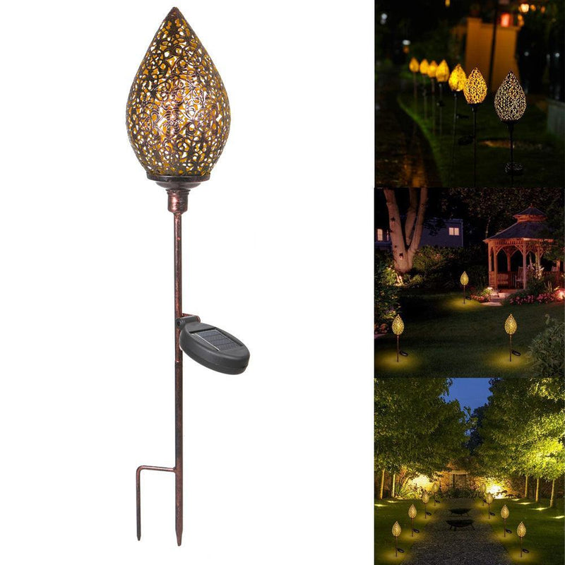 Outdoor Hanging Solar Lights OUTDOOR LIGHTS Smart saker Ground Insertion