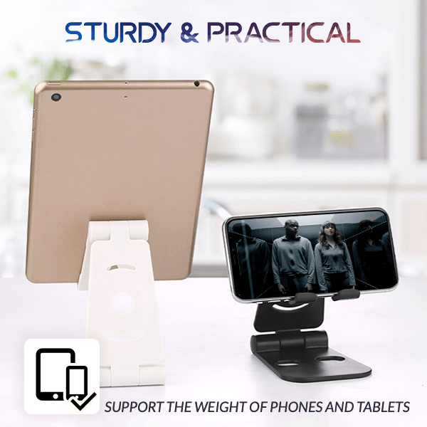 Foldable Swivel Phone Stand Smart saker