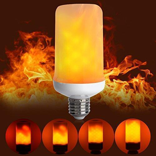 LED Solar Path Torch Light Dancing Flame Lamp OUTDOOR LIGHTS smartsaker