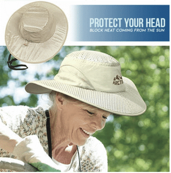 Prevented Cooling Hat