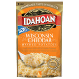 Idahoan® Wisconsin Cheddar Mashed, 4 oz (Pack of 12)