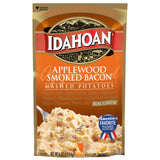 Idahoan® Applewood Smoked Bacon Mashed, 4 oz (Pack of 12)