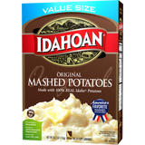 Idahoan Original Mashed Potatoes, 26.2 oz (Pack of 8)