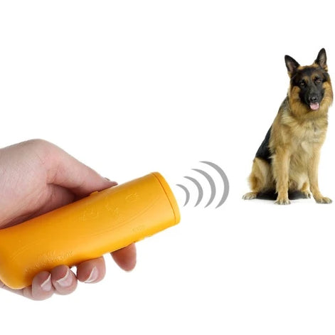 Anti-Bark Training Device