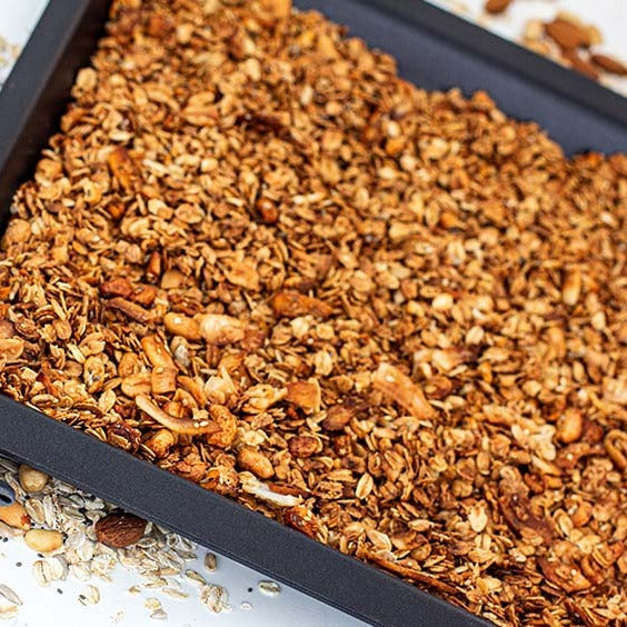 Homemade Granola (sugar free!) (500g)