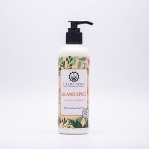 Island Spice Coconut Lotion