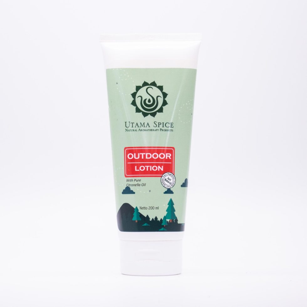 Utama Outdoor Lotion (200ml)