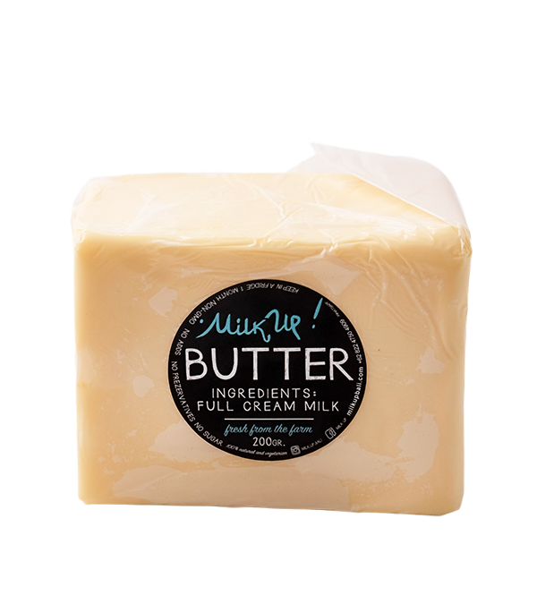 Milk Up Plain Butter (200g)