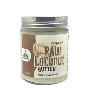 Organic Raw Coconut Butter (270g)