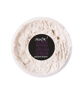 Milk Up Cream Cheese Black Pepper (250g)