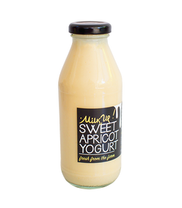 Milk Up Drinkable Yogurt Apricot 350ml