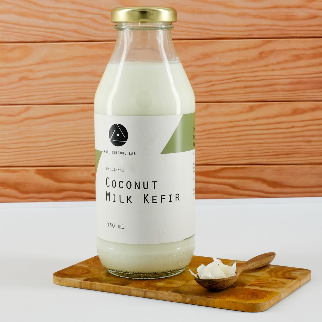 KCL Coconut Milk Kefir (350ml)