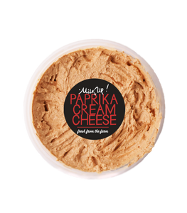 Milk Up Cream Cheese Paprika (250g)