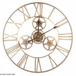 Steampunk Clock Giant Format - My wall clocks