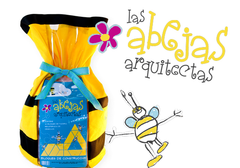Bee an architect|Abejas arquitectas