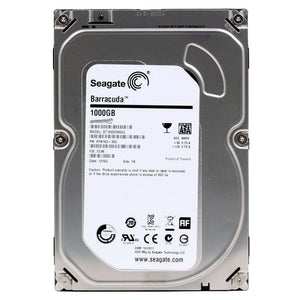 "Seagate Barracuda ST1000DM003 1TB 7200 RPM 64MB Cache SATA 6.0Gb/s 3.5"" Internal Hard Drive, HDD"