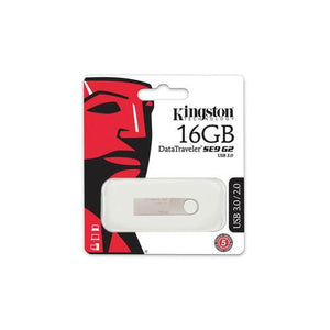Kingston 16GB DataTraveler SE9 G2 USB 3.0 Flash Drive