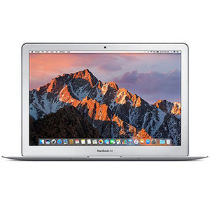 MacBook Air 2017, 13.3 inches, Intel Core i5, 8GB RAM, 256GB SSD, Intel HD Graphics 6000,  MacOS, Silver