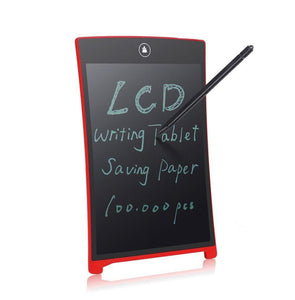 "Writing Tablet 8.5"" with Pen"