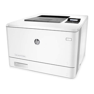 HP M452nw LaserJet Pro Colour Printer - White