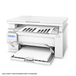 HP LaserJet Pro M130nw All-in-One Wireless Laser Printer (G3Q58A). Replaces HP M125nw Laser Printer