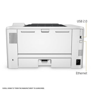 HP LaserJet Pro M402n Monochrome Printer