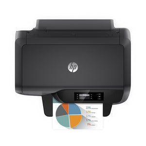 HP OfficeJet Pro 8210 Wireless Printer with Mobile Printing, Instant Ink ready (D9L64A)