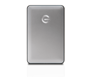 G-Technology G-DRIVE Mobile USB-C 1TB Silver