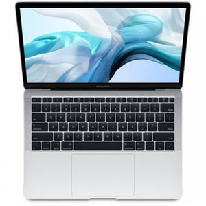 MacBook Air 2018, 13.3 inch, Retina Display, Touch ID, Intel core i5, 8GB, 256GB SSD, UHD Graphics 617, Silver, Used as New
