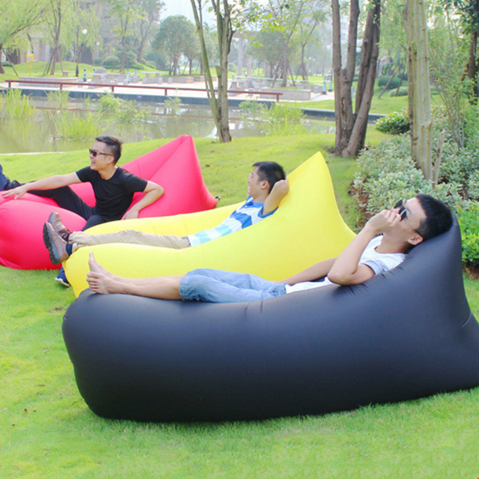 Ultralight Inflatable Lounger - Chur chill