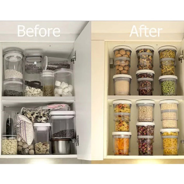 Adjustable Food Storage Container - Chur chill
