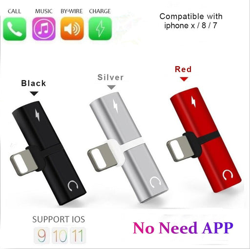 Lightning Adapter For iPhone - Chur chill