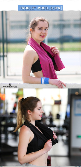 Summer Instant Cooling Towel - Chur chill
