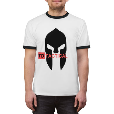 TD TACTICAL Unisex Ringer Tee
