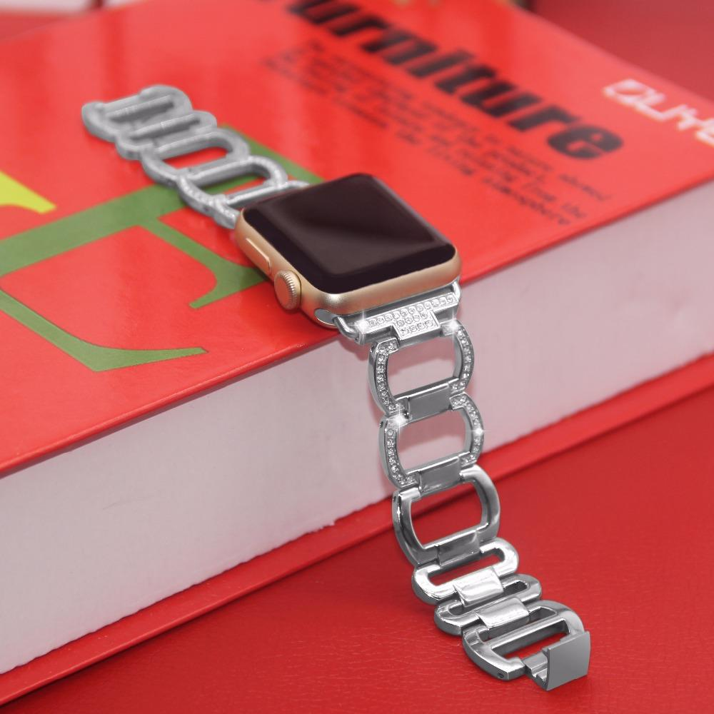 Stainless Steel Band For Apple Watch - $ 34.95 USD - iRelax® Novelty Store