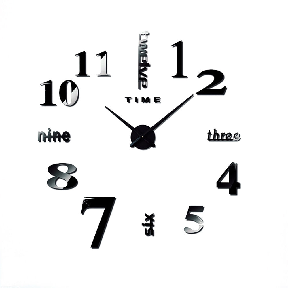 Large DIY Wall Clock - $ 29.95 USD - iRelax® Novelty Store