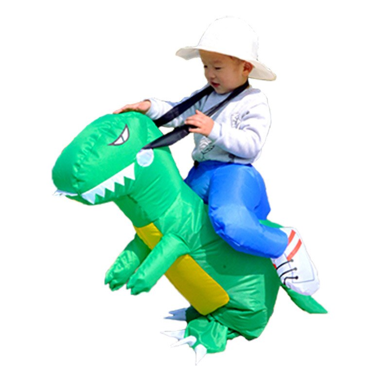 Inflatable Dinosaur Rider for Adults & Kids - $ 27.95 USD - iRelax® Novelty Store