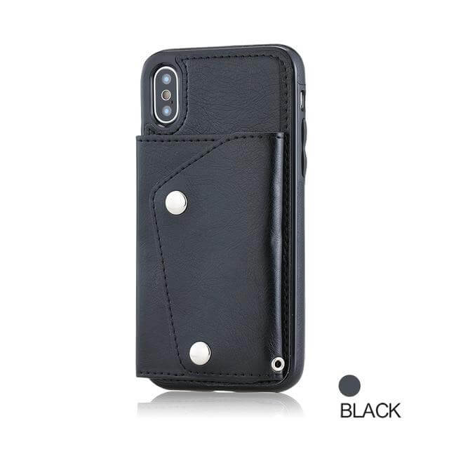 Flip Wallet Leather Case For iPhone - $ 24.95 USD - iRelax® Novelty Store