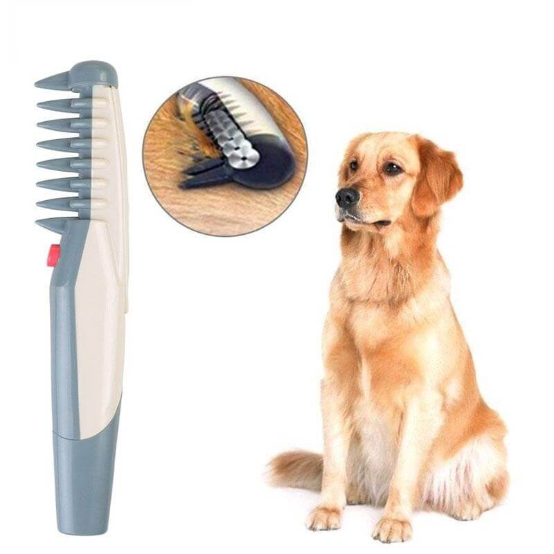 Electric Dog Grooming Comb - $ 19.95 USD - iRelax® Novelty Store
