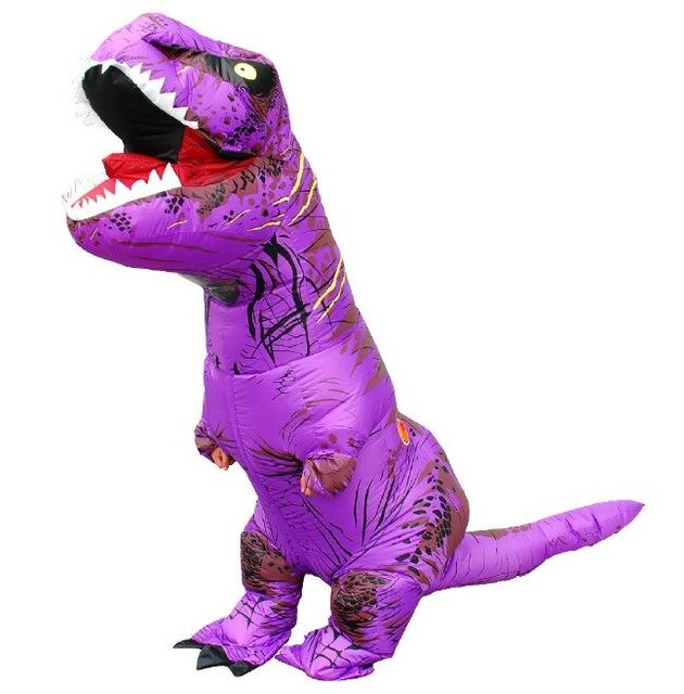 Party Adult & Children Inflatable T-Rex Suit - $ 79.95 USD - iRelax® Novelty Store