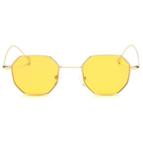 Small Frame Polygon Sunglasses - $ 19.95 USD - iRelax® Novelty Store