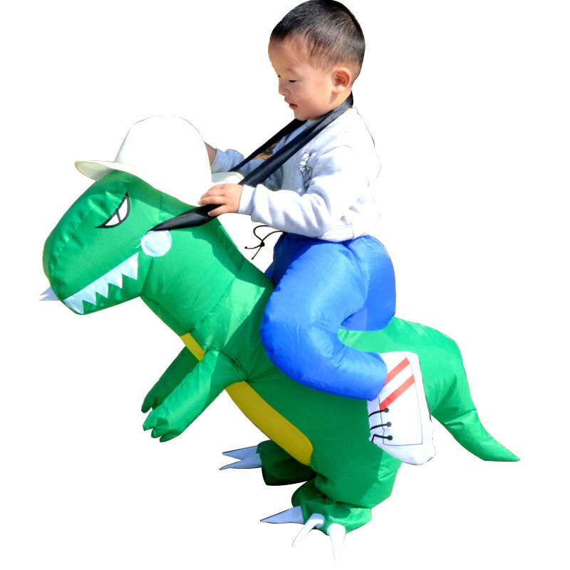 Inflatable Dinosaur Rider for Adults & Kids - $ 29.95 USD - iRelax® Novelty Store