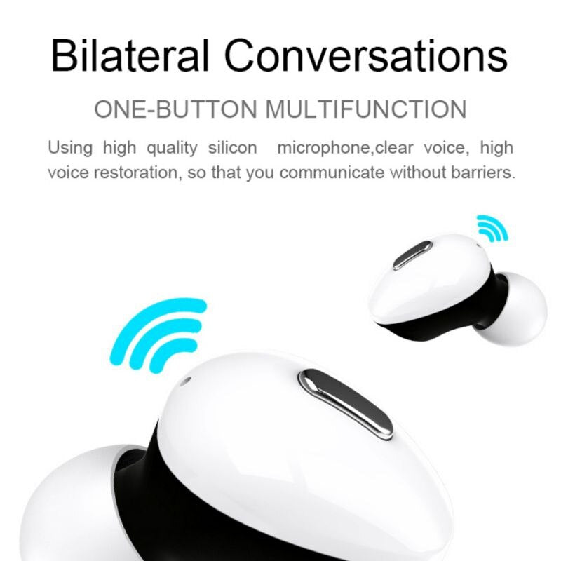 Wireless Headphones Bluetooth 5.0 with Charging Box - $ 69.95 USD - iRelax® Novelty Store