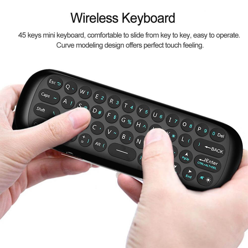 Air Mouse Wireless Keyboard - $ 39.95 USD - iRelax® Novelty Store