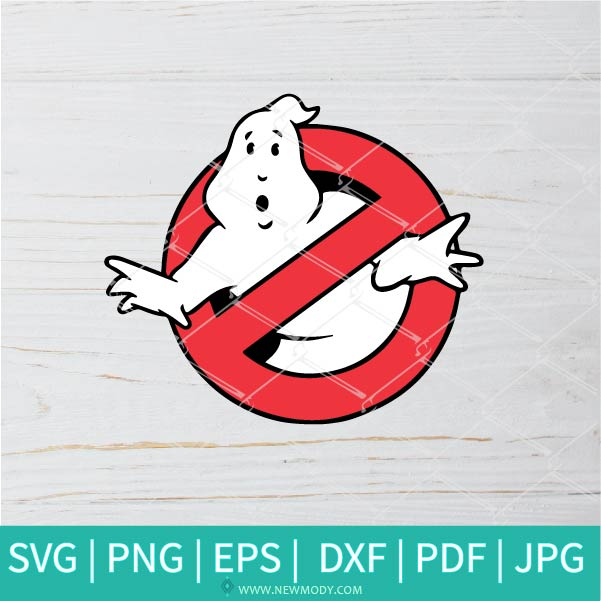 Ghostbusters SVG - Ghost SVG -  Nightmare Before Christmas  SVG -  Halloween SVG